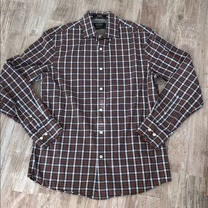 New Nordstrom Trim Fit Button Up